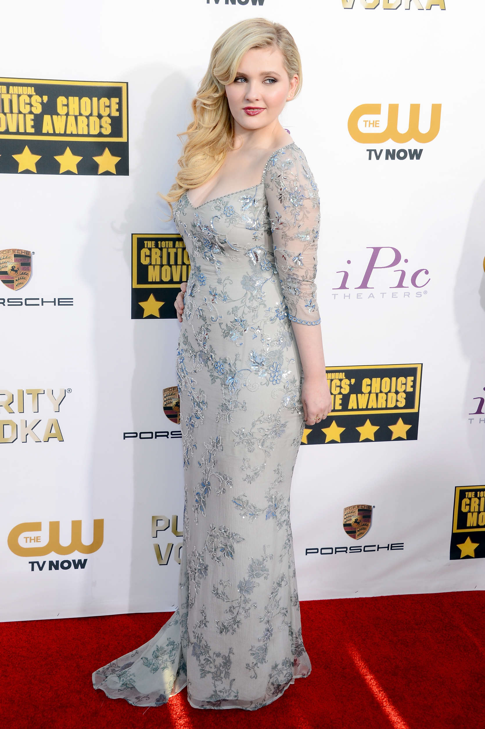 Abigail Breslin Photos: 2014 Critics Choice Movie Awards ...