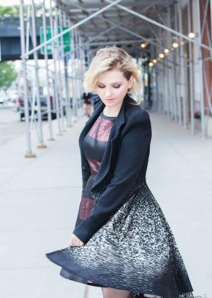 Abigail Breslin by Gabrielle Revere Photoshoot for StyleCaster 2014