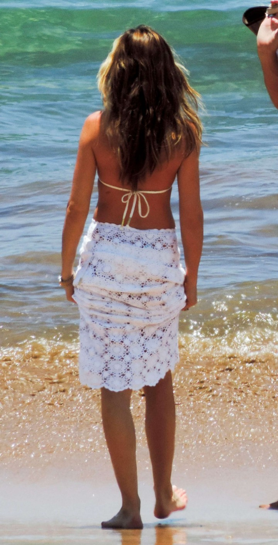 Abigail Clancy Bikini 2014 -01