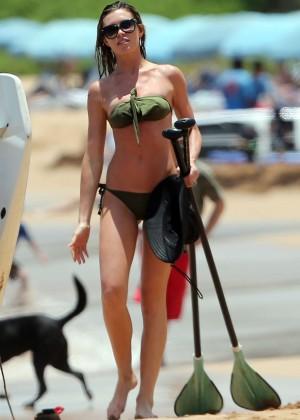 Abigail Clancy Bikini 2014 -05