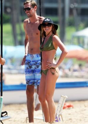 Abigail Clancy Bikini 2014 -12