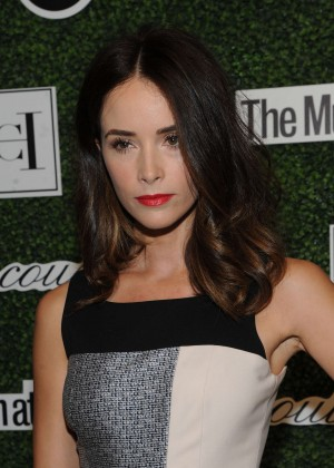 Abigail Spencer - 2014 Couture Council Awards in NYC