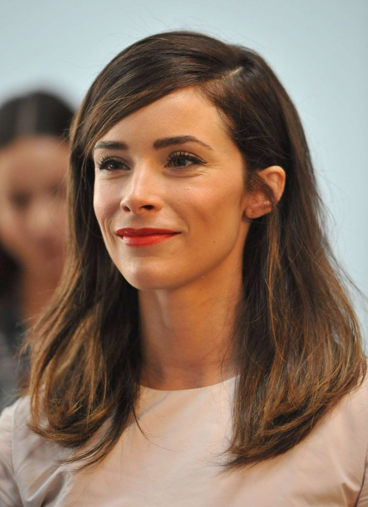 Abigail Spencer - Creatures of the Wind Fashion Show in NYC