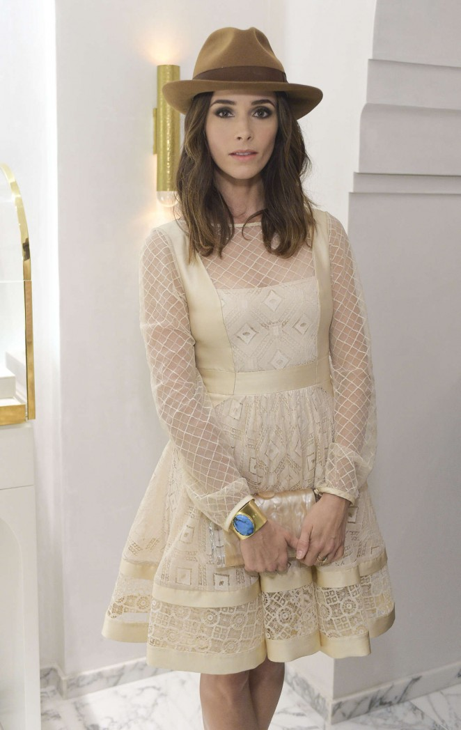 Abigail Spencer: 2014 Irene Neuwirth Flagship Grand Opening in West Hollywood