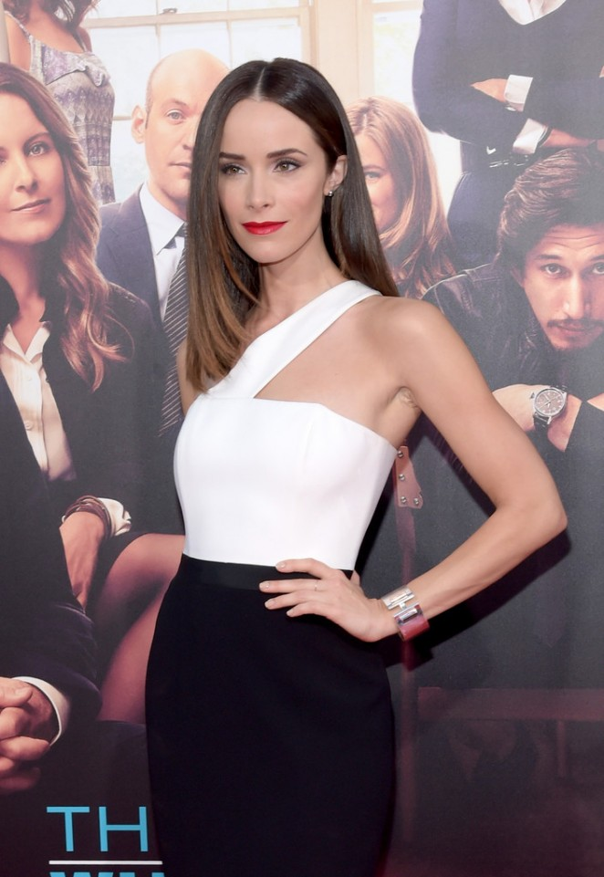 """Abigail Spencer - """"This Is Where I Leave You"""" Premiere in Hollywood"""