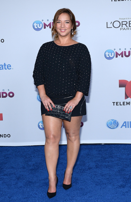 Adamari Lopez 2014 : Adamari Lopez: 2014 Telemundos Premios Tu Mundo Awards -02