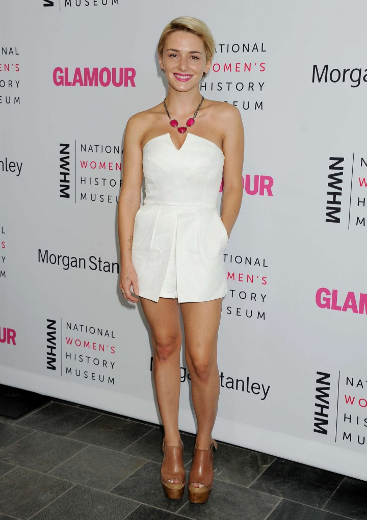 Addison Timlin - 2014 Women Making History Event in LA