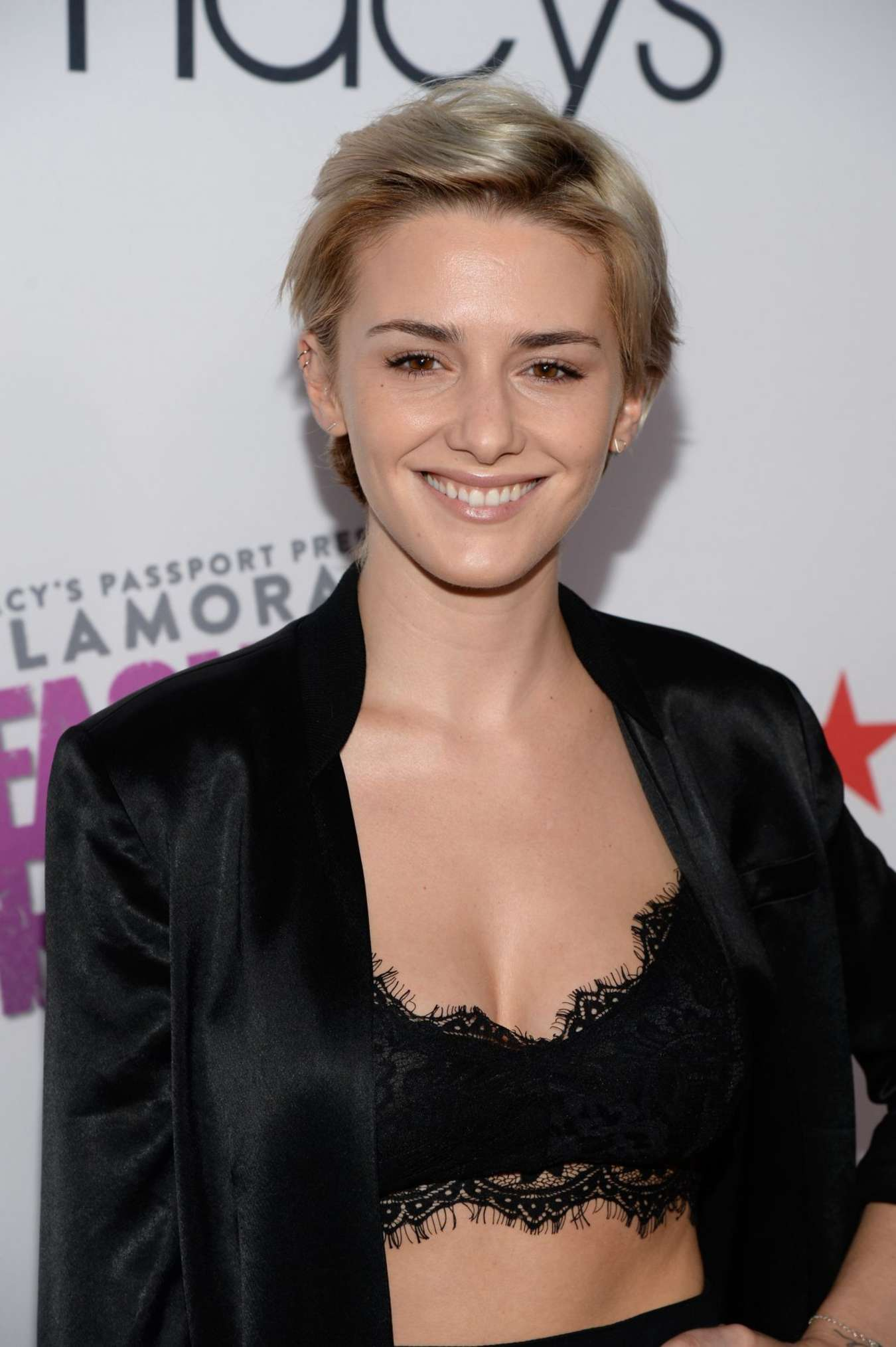 Addison Timlin - 2014 Glamorama Fashion Rocks Event in Los ...
