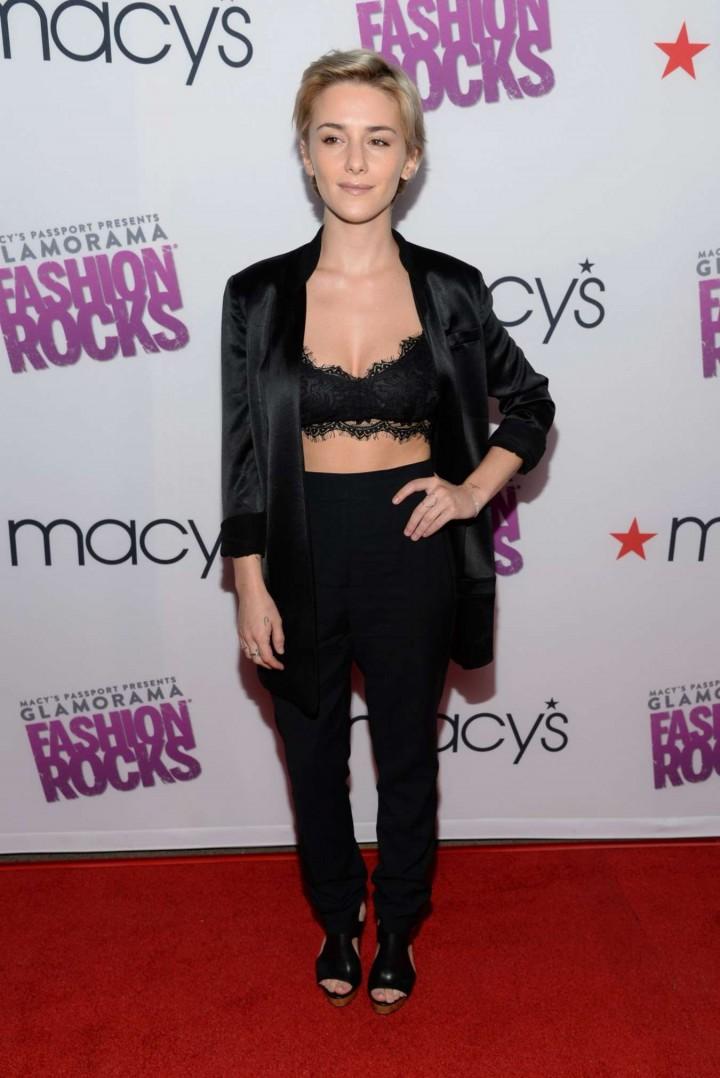 Addison Timlin – 2014 Glamorama Fashion Rocks Event -05