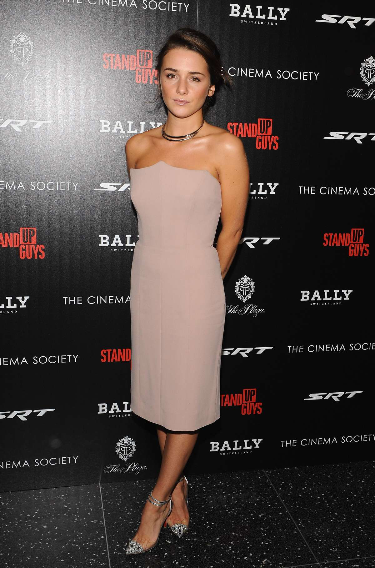 Addison Timlin - Stand Up Guys Premiere -02 - GotCeleb