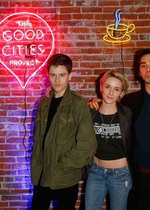 Addison Timlin: The Good City Index Launch Event -02