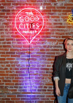 Addison Timlin: The Good City Index Launch Event -03
