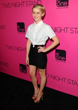 """Addison Timlin - """"Two Night Stand"""" Premiere in Hollywood"""