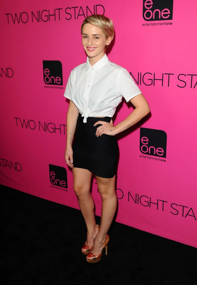 "Addison Timlin - ""Two Night Stand"" Premiere in Hollywood"