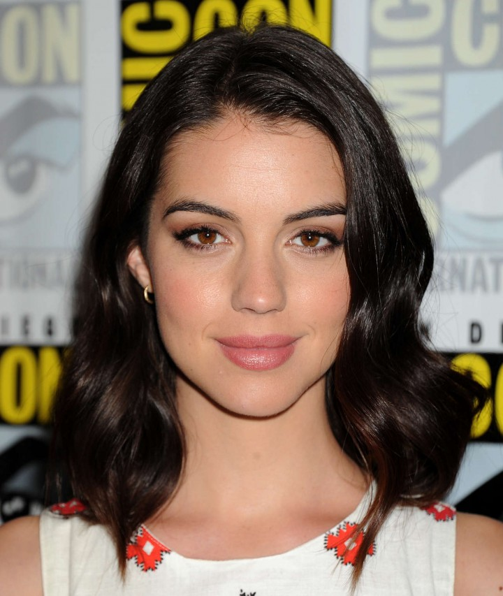 Adelaide Kane - CW Reign Panel at Comic-Con in San Diego (adds)