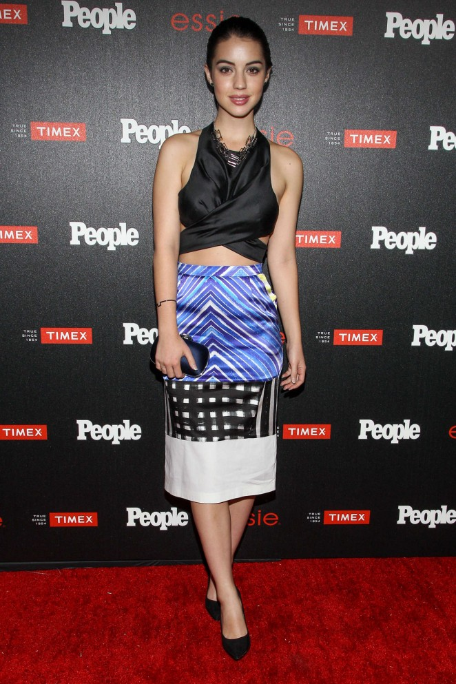 Adelaide Kane - PEOPLE Ones to Watch Party in LA