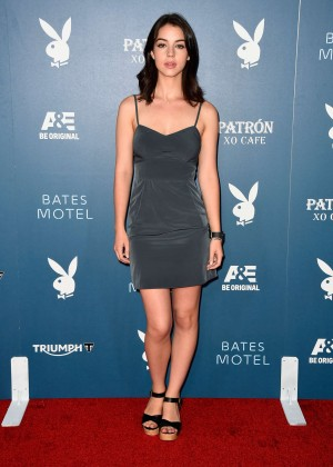 Adelaide Kane - Playboy And A&E Bates Motel party at Comic-Con 2014