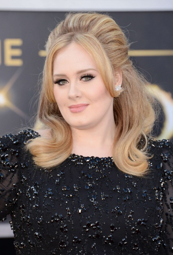 Adele – Oscars 2013 -01