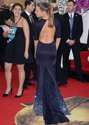 Adele Exarchopoulos: Golden Globe 2014 Awards -09