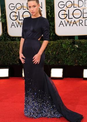 Adele Exarchopoulos: Golden Globe 2014 Awards -10
