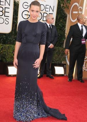 Adele Exarchopoulos: Golden Globe 2014 Awards -12