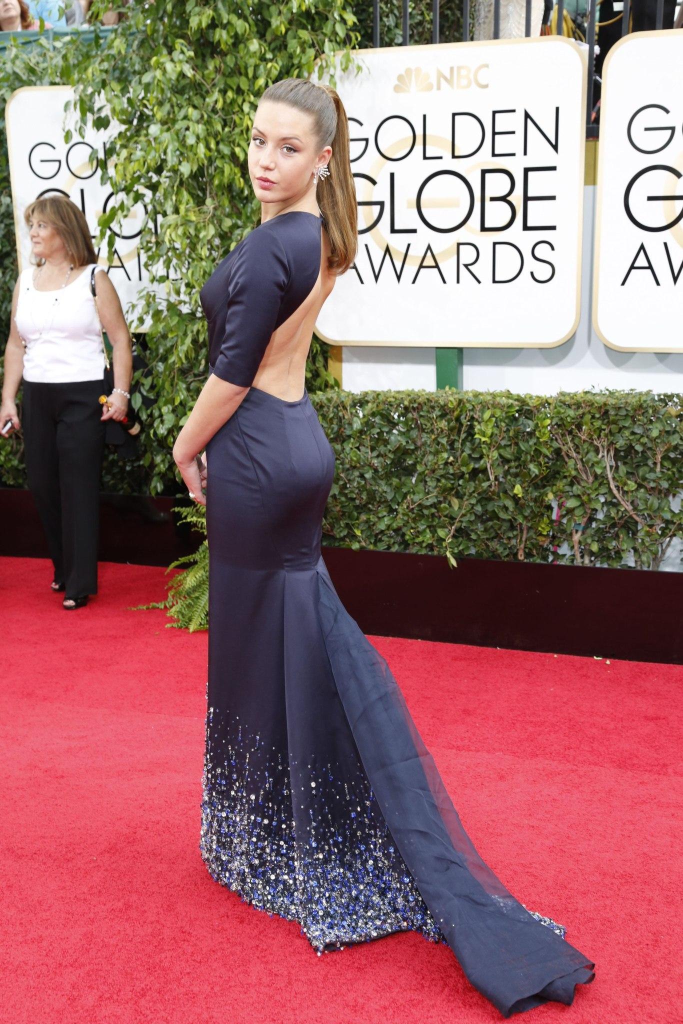 Adele Exarchopoulos: Golden Globe 2014 Awards -14 - GotCeleb