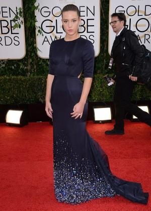 Adele Exarchopoulos: Golden Globe 2014 Awards -18