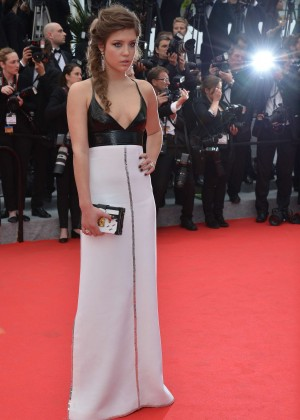 Adele Exarchopoulos Cannes 2014 -10