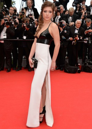 Adele Exarchopoulos Cannes 2014 -16