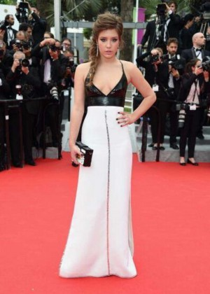 Adele Exarchopoulos Cannes 2014 -25