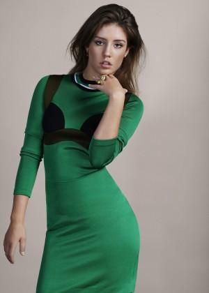 Adele Exarchopoulos: Madame Figaro Magazine -03