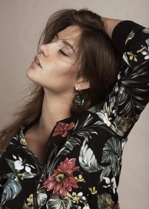 Adele Exarchopoulos: Madame Figaro Magazine -07