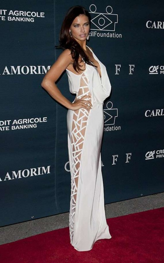 Adriana Lima – 2nd Annual Brazil Foundation Gala -01