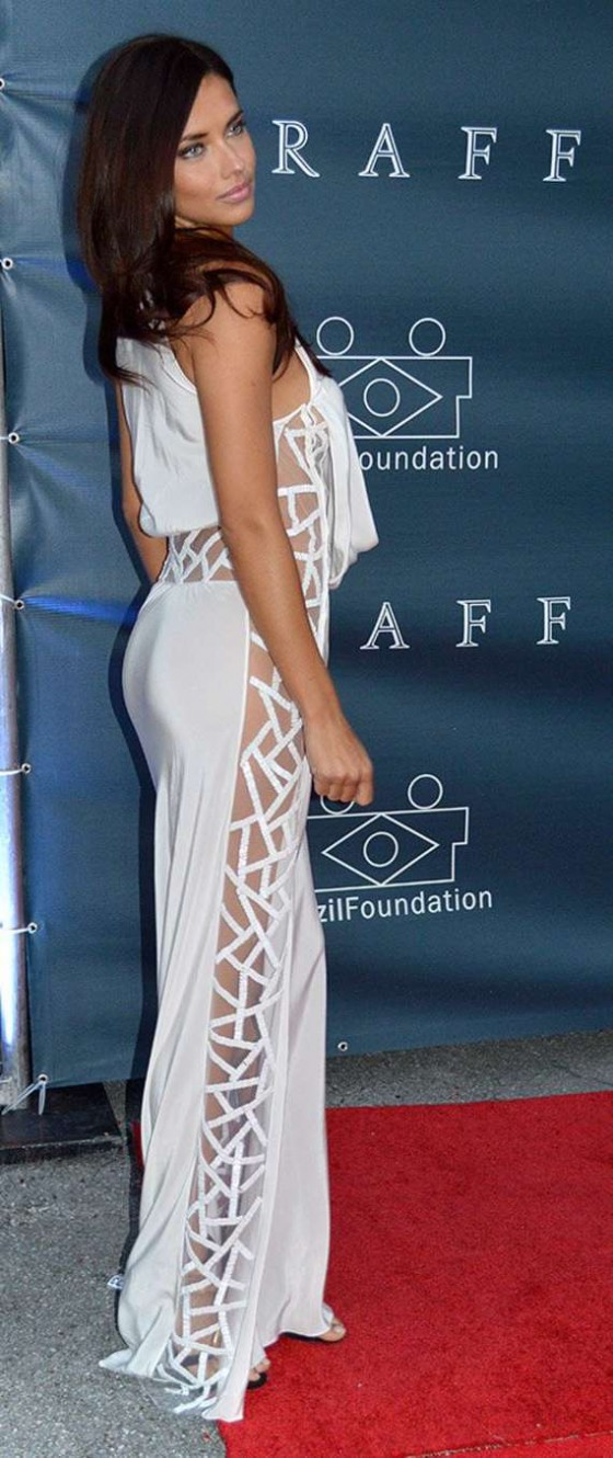 Adriana Lima – 2nd Annual Brazil Foundation Gala -02