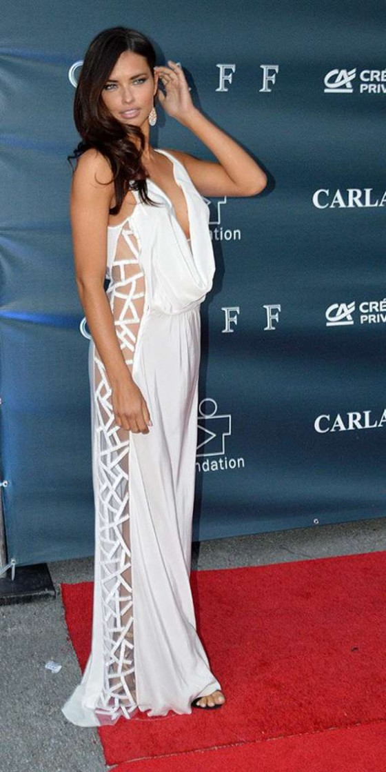 Adriana Lima – 2nd Annual Brazil Foundation Gala -03