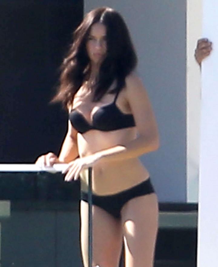 Adriana Lima Bikini Photoshoot