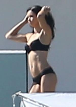 Adriana Lima Bikini Photoshoot -05
