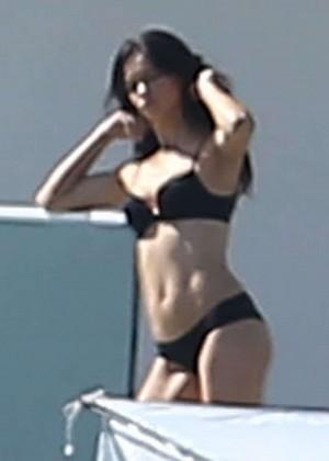Adriana Lima Bikini Photoshoot -12