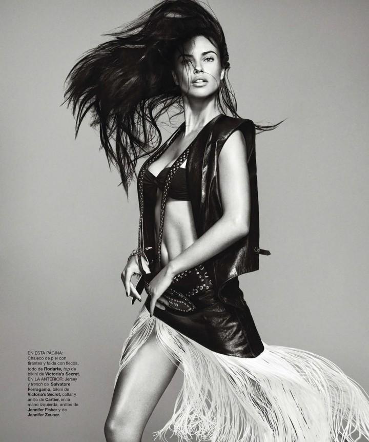 Adriana Lima: Harpers Bazaar Espana -02