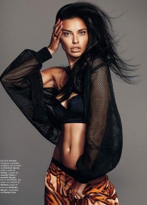 Adriana Lima: Harpers Bazaar Espana -09