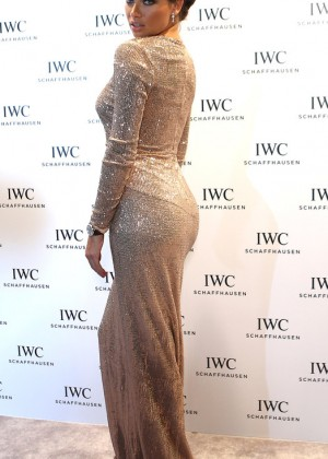 Adriana Lima - IWC Timeless Portofino Fashion Dinner in Dubai