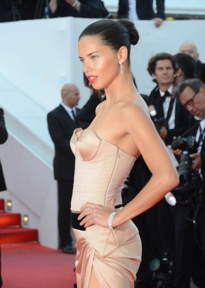 Adriana Lima: The Homesman Premiere -20