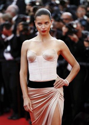 Adriana Lima: The Homesman Premiere -25