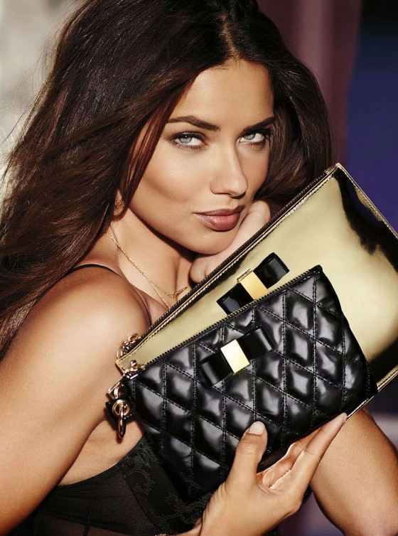 Adriana Lima – Victoria's Secret Photoshoot (October 2013)