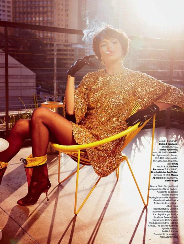 Adriana Lima: Vogue Brazil 2014 -13