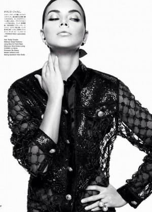 Adriana Lima: Vogue Japan 2014 -08