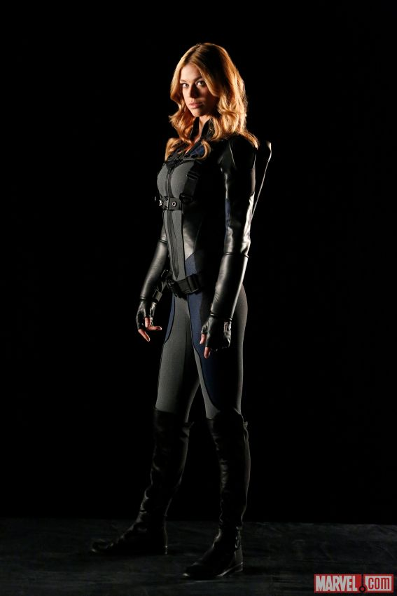 Adrianne Palicki - Agents of SHIELD (Season 2) Promotional Pictures & Stills