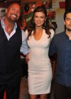 Adrianne Palicki AT Toy Fair 2012-01