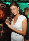Adrianne Palicki AT Toy Fair 2012-02