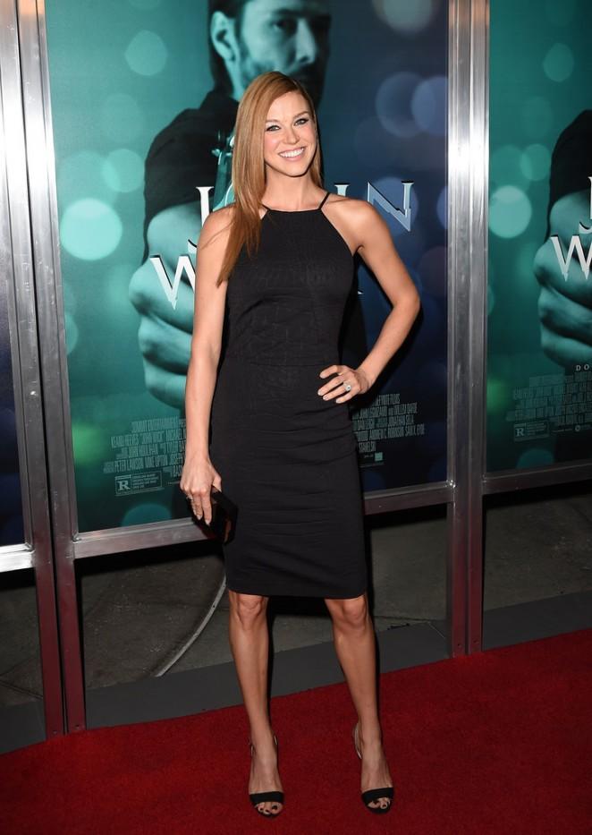 "Adrianne Palicki - ""John Wick"" Premiere in Hollywood"